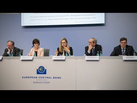High-level policy panel: How to make retail banking integration happen - 03 May 2018