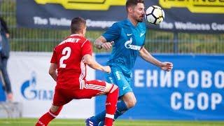 «Зенит» — ЦСКА (София): полный обзор матча