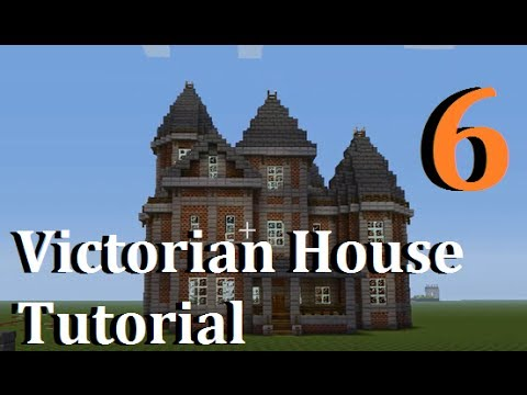 Xbox 360 minecraft how to build a victorian house part 6 for Final fortress blueprints