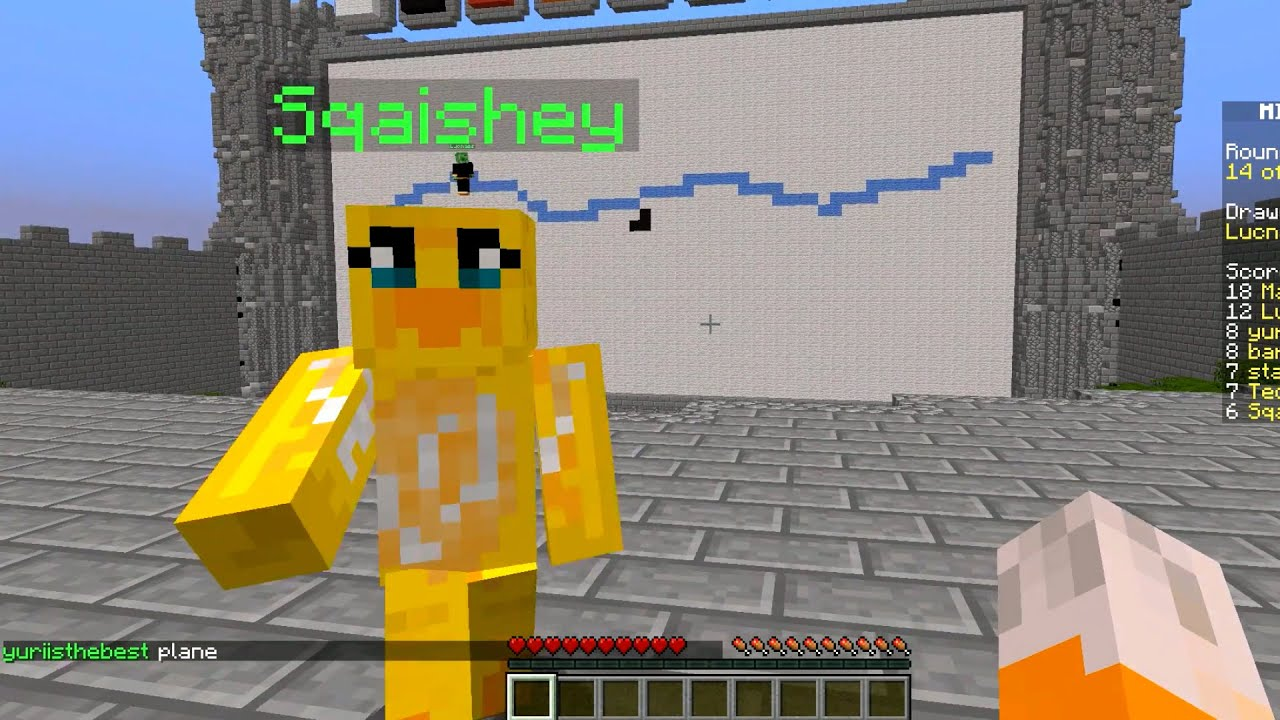 Stampy And Squishy : Image Gallery squishy minecraft
