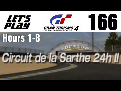 Let's Play Gran Turismo 4 - Part 166 - Endurance Events - Ci