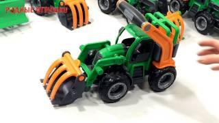 ГрипТракт трактор погрузчик   Артикул 48387