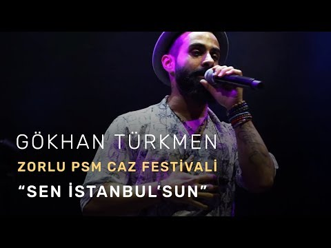 Sen İstanbul'sun [Official Concert Video] - Gökhan Türkmen #GökhanTürkmenProvada