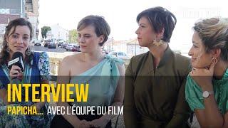 Rencontre avec l'équipe du film Papicha (festival d'Angoulême)