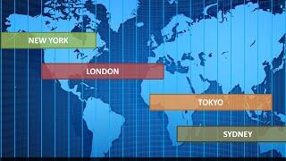 FOREX TRADING - London, Asia and New York Session - Dynamic Fibonnacci Trading