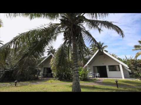 Palm Grove Resort, Rarotonga, Cook Islands