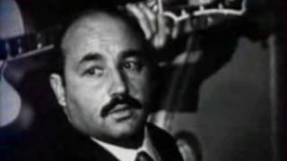 Jean Constantin - Les Pantoufles Live - Chansons françaises pour rire (années 50-60).avi
