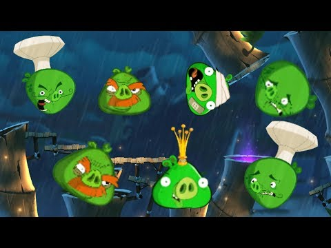 ANGRY BIRDS 2 DAILY CHALLENGES FULL WEEK GAMEPLAY HD #3