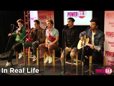 Havana - In Real Life in the Power 93.3 VIP Lounge