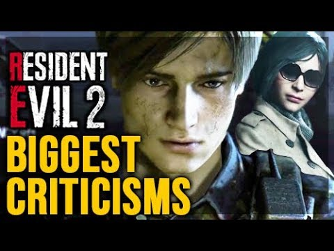 Resident Evil 2 Remake - The Biggest Criticisms The Fans Have