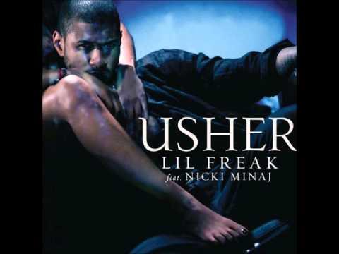 Usher - Lil Freak (Feat. Nicki Minaj)