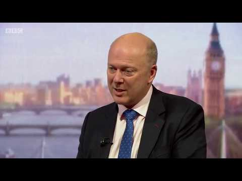 Chris Grayling: no deal Brexit mainly bad for the EU