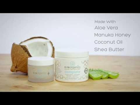 Best Face Moisturizer Cream | Natural Skin Care by Era Organics