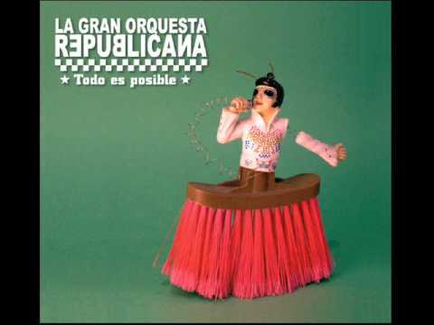 viva la memoria - La Gran Orquesta Republicana