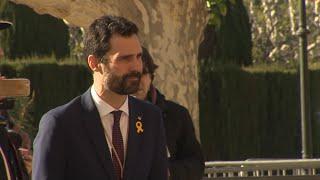 Los partidos catalanes reaccionan a la elección de Torrent
