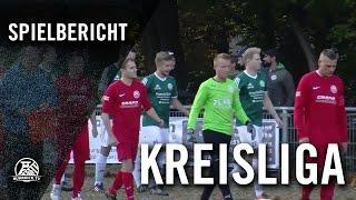TuRa 88 Duisburg - Viktoria Buchholz II (Kreisliga A, Gruppe 1, Kreis Duisburg) - Spielbericht