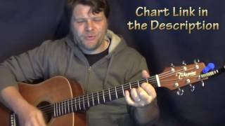 I'll Be There For You (Bon Jovi) Guitar Cover and Chord Chart