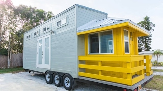The Lifeguard Stand Tiny House Is Beachy