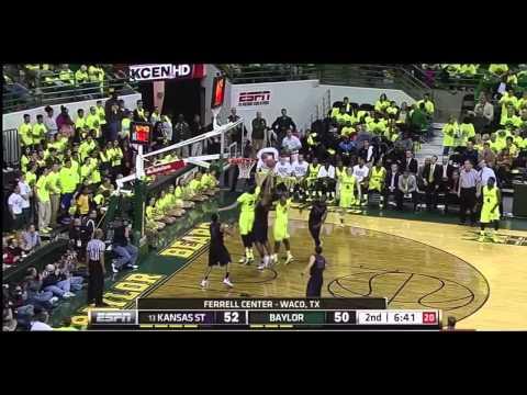 2013 K-State At Baylor Basketball-2nd Half
