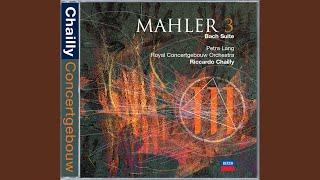 Mahler: Suite aus den Orchesterwerken von J.S.Bach - Gavotte I, Gavotte ll