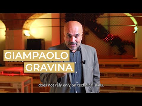 Giampaolo Gravina And The Master In Wine Culture, Communication & Managment