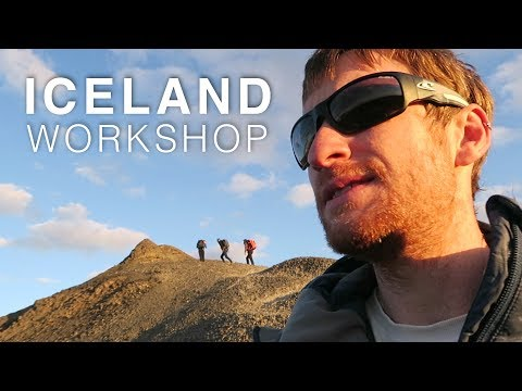 Day1 of My Landscape Photography Workshop | Iceland