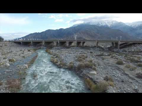 WhiteWater Canyon River with the Phantom 3 Pro