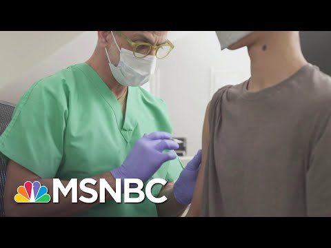 Epidemiologist: We Need More Covid Optimism   All In   MSNBC
