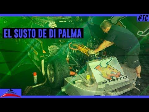 El susto de Di Palma (20-04-2018) Carburando.com