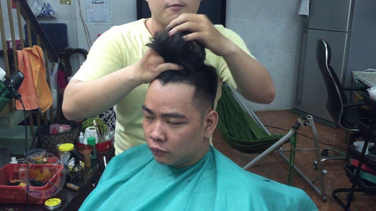 Hướng dẫn vuốt wax tóc nam đúng cách