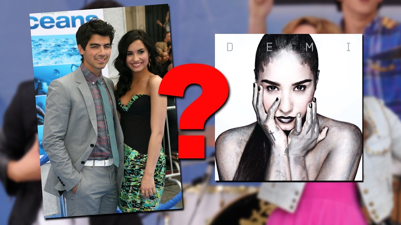 Demi lovato without
