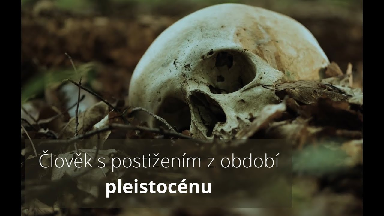 Člověk s postižením z období pleistocénu | Videopřednáška Vojtecha Regece