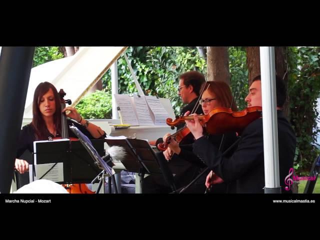 Marcha Nupcial - Mozart Las bodas de figaro Bodas Murcia