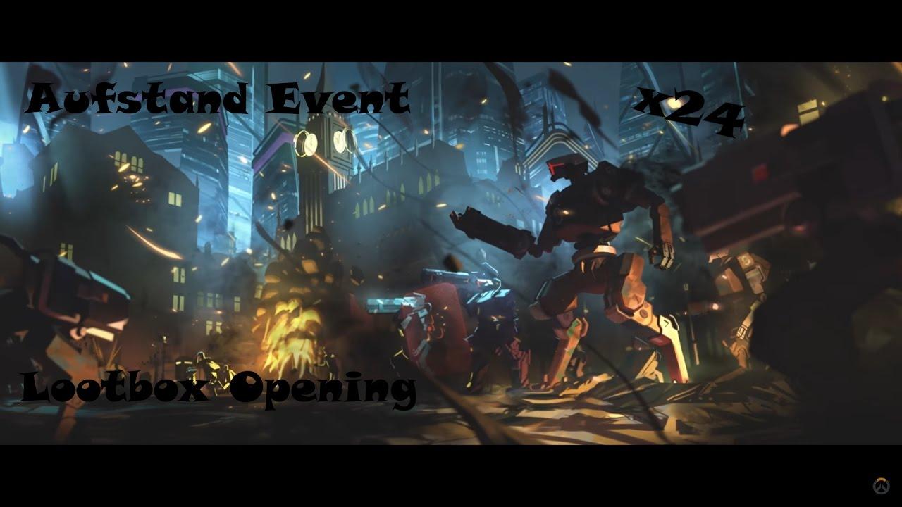 overwatch aufstand event