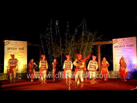 Badhai dance of Madhya Pradesh
