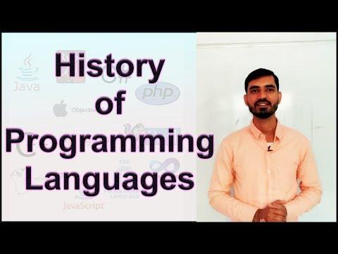 History of Programming Languages by Deepak