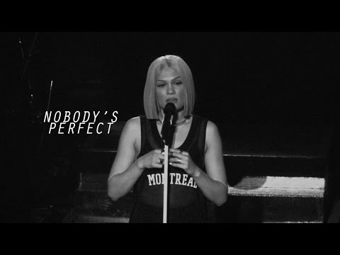 Jessie J - Nobody's Perfect [LEGENDADO]