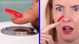 Móng Tay Dài Và Móng Tay Ngắn: Những Vấn Đề Đau Đầu Thường Gặp
