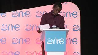 Rwandan genocide survivor shares his story of forgiveness at One Young World 2017