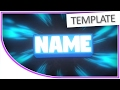 INTRO YouTube Professional Intro TEMPLATE Design 7 After Effects 2D Shockwave Sync