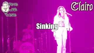 Clairo - Sinking (AT&T Center, San Antonio, TX 07/16/2019) HD