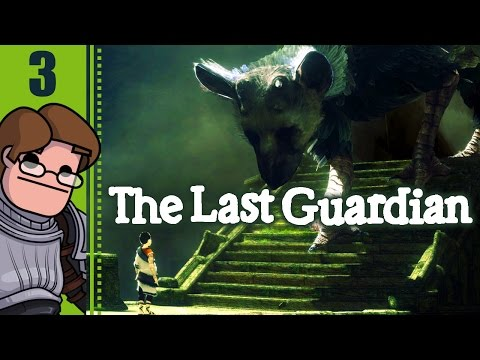 Let's Play The Last Guardian Part 3 - Mind Manipulations