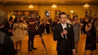 """Adam Sandler """"Grow Old With You"""" From The Wedding Singer- Extended Version Cover"""
