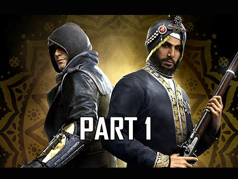 Assassin's Creed Syndicate The Last Maharaja DLC Walkthrough Part 1 (Let's Play Gameplay)