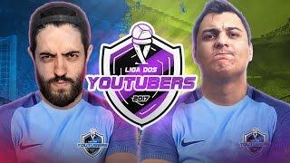 LIGA DOS YOUTUBERS DE FIFA - PATIFE vs DRAKO