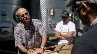 Cellar  Rat Tv - Episode 15 (part 2) - Barrel Repair (part 1 Of 2)