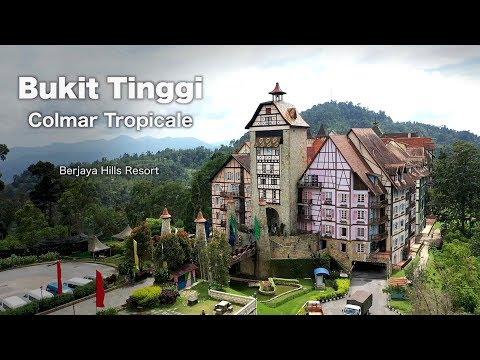 COLMA TROPICALE Bukit Tinggi Berjaya Hills Resort