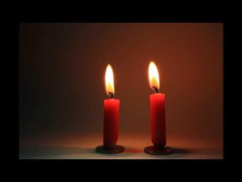 Timelapse of burning candles [16:9 Full HD 1080Pi]