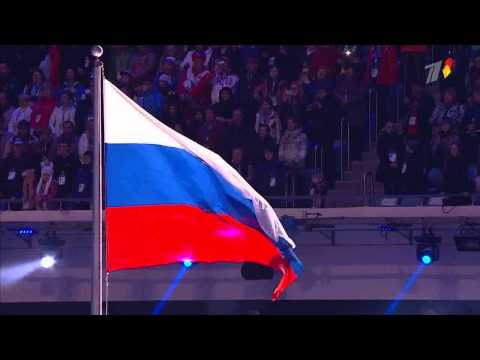 Paralympic Winter Games 2014 in Sochi Opening Ceremony