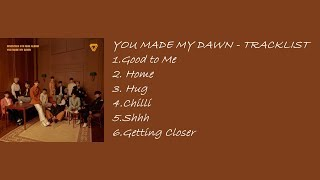 [FULL ALBUM] SEVENTEEN - YOU MADE MY DAWN